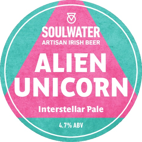 Alien Unicorn